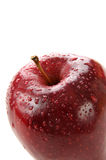 Delicious red apple Royalty Free Stock Images