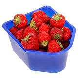 Delicious red strawberry Royalty Free Stock Photo