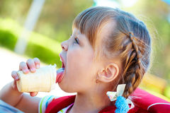 Delicious refreshment Royalty Free Stock Images