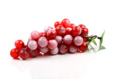 Delicious ripe bunch of grapes Royalty Free Stock Photo