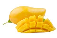 Delicious ripe mango Stock Photos