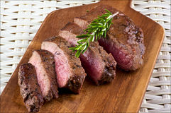 Delicious Roast Beef Royalty Free Stock Images