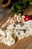 Delicious Roquefort cheese Stock Photos