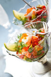Delicious   salad Stock Images