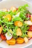 Delicious salad Stock Image