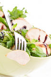 Delicious salad. Royalty Free Stock Photography