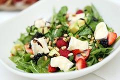 Delicious salad at a banquet Stock Photos