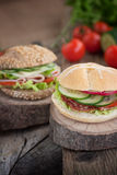 Delicious sandwich Royalty Free Stock Photography