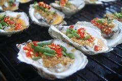 Delicious seafood Stock Photos