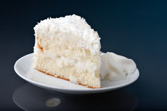 Delicious Slice of Cake Royalty Free Stock Photography