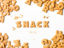 Delicious snack Royalty Free Stock Photos