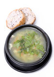 Delicious soup Royalty Free Stock Photo