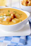 Delicious soup Royalty Free Stock Image