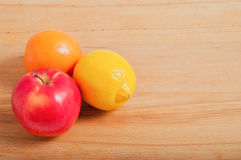 Delicious source of vitamins after winter. Stock Photography