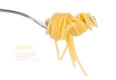 Delicious spaghetti Royalty Free Stock Photos