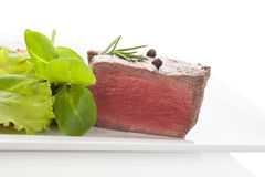 Delicious steak. Stock Photo