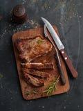 Delicious steak Royalty Free Stock Photo
