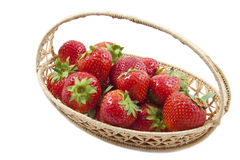 Delicious strawberries Stock Photography