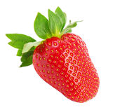 Delicious strawberry. Royalty Free Stock Images