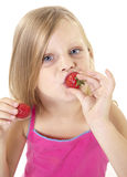 Delicious strawberry Royalty Free Stock Images