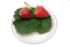 Delicious strawberry Royalty Free Stock Photography