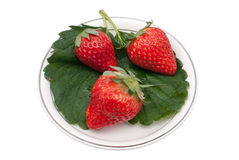 Delicious strawberry Royalty Free Stock Image