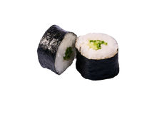 Delicious sushi Royalty Free Stock Photography