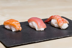 Delicious sushi Royalty Free Stock Image