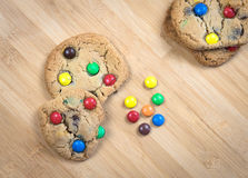 Delicious sweet cookies Royalty Free Stock Photography