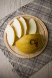Delicious sweet melon Stock Photo