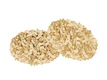 Delicious Sweet Snack with Peanut and Sesame Royalty Free Stock Images