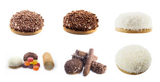 Delicious sweets Royalty Free Stock Photos