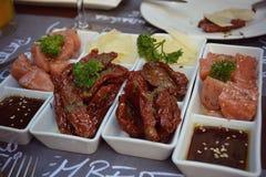 Delicious Tapas Royalty Free Stock Photo