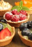 Delicious tarts Royalty Free Stock Photography