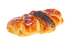 Delicious, tasty bun. Stock Image
