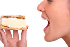Delicious temptation Stock Photography