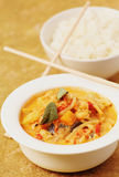 Delicious Thai curry Royalty Free Stock Image