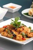 Delicious Thai Dish Royalty Free Stock Photos