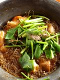 Delicious thai food 18. A photo of delicious thai food Royalty Free Stock Images