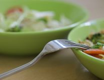 Delicious thai food. Close up Stock Images