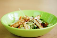 Delicious thai food. Close up Royalty Free Stock Photo