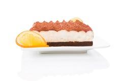 Delicious tiramisu dessert. Stock Image
