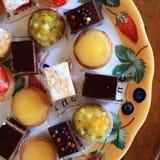Delicious treats Stock Photos