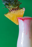 Delicious Tropical Pina Colada Cocktail Royalty Free Stock Images