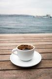 Delicious Turkish Coffee Stock Photo