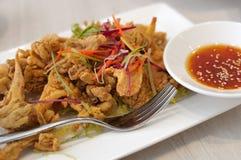 Delicious Vegetable tempura Stock Photography
