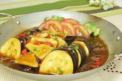 Delicious vegetables Stock Photos