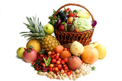 Delicious vegetative royalty free stock images