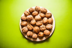 Delicious walnuts Royalty Free Stock Images
