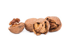 Delicious walnuts Royalty Free Stock Photos